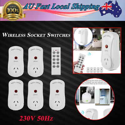 DC 12V WIFI Smart Socket Switch Outlet Remote Control Home Power Point AU Plug