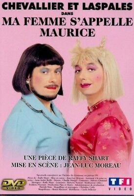 Ma Femme S'appelle Maurice (Piece)- Dvd Neuf