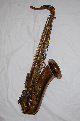 "Tenor Saxophon Selmer ""Balanced Action"" (K 29xxx) Holy Grail :-)"
