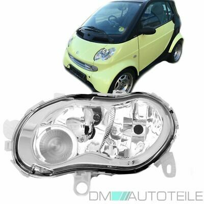 Smart For Two Coupe Cabrio 450 Scheinwerfer Links H7/H1 00-06 für BOSCH System