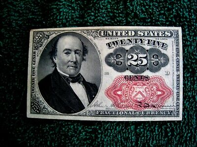 FR 1308  25 cent.....Fifth  Issue....  Unc.....Low Price to Sell