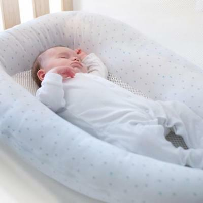 Purflo Breathable Baby Nest Cushion Sleeping  4 Designs or Replacement Covers