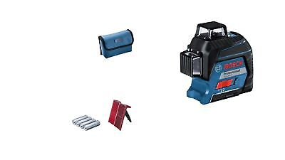 Bosch Professional GLL 3-80 Three-Plane Levelling and Alignment-Line Laser ... .