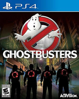 Ghostbusters - PS4 IMPORT neuf sous blister