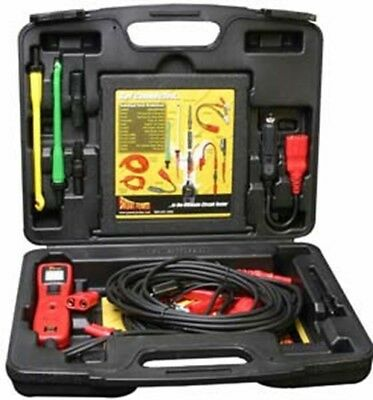 POWER PROBE Power Probe 3 with Gold TestLead Set PPPP3LS01