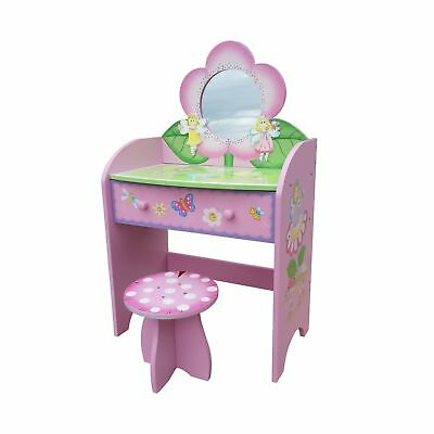 Liberty House Toys Fairy Dressing Table/Stool .