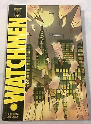 Watchmen by Alan Moore (Paperback, 4th Edition)