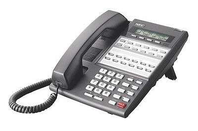 10 Refurbished NEC DS 80573 Phones with Speaker and LCD Display (DS1000, DS2000)