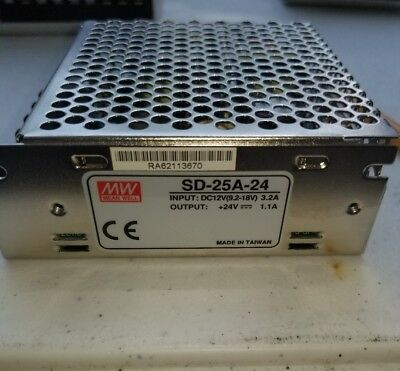 Mean Well Power Supply SD-25A-24 New
