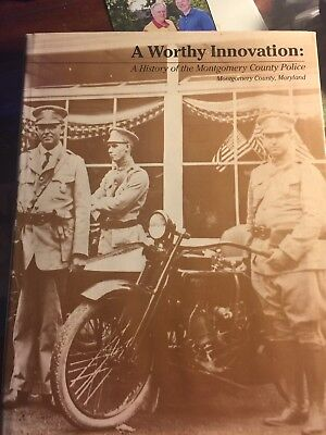 Montgomery County Police Pictorial History Book A Worthy Innovation