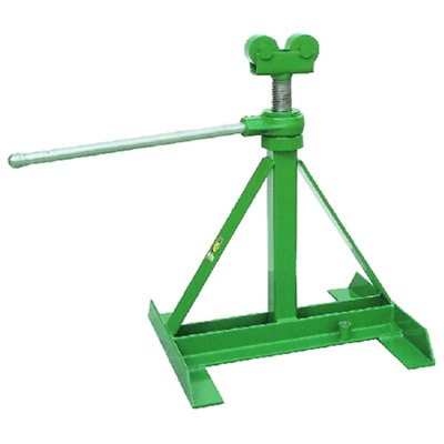 "New Sumner 780943 Ratchet Reel Stand,90"" Diameter Reels, Height 28-45"" -3750 lbs"