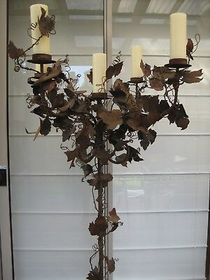 STUNNING Candelabra..Handcrafterd in Castlemail VIC. RRP $1,800