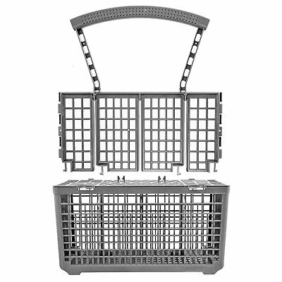 Dishwasher Cutlery Basket For Fisher & Paykel F&P Removable Handle Strong Base