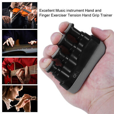 Excellent Music instrument Hand and Finger Exerciser Tension Hand Grip Trainer G
