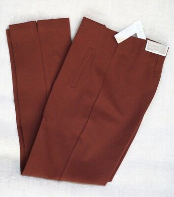 Chico's $79 Nwt Juliet Ankle Pants Brown Size 0.5, 1, 2.5