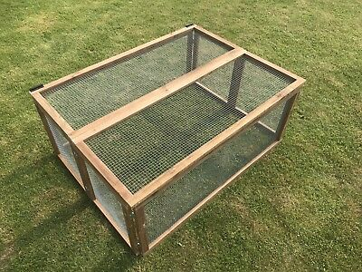 Rabbit Run...**NEW** Pressure treated, Folding 4ft x 3ft Rabbit Run