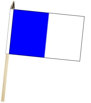 Ireland Cavan County Gaelic Games Colours Large Hand Waving Courtesy Flag