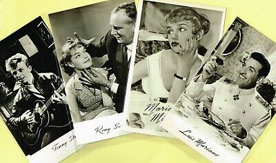 TAKKEN - 1950s Film/Music Star Postcards issued in Holland #AX3127 to #AX3249