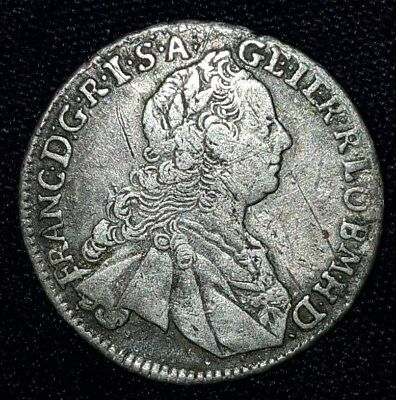 1762, 17 Kreuzer from Austria.  No Reserve!!