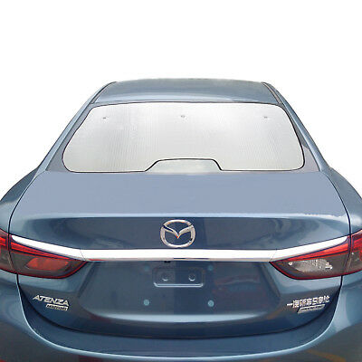 Fit For Mazda 6 Sedan 2014-2017 Rear Windshield Privacy Custom Sun Shade
