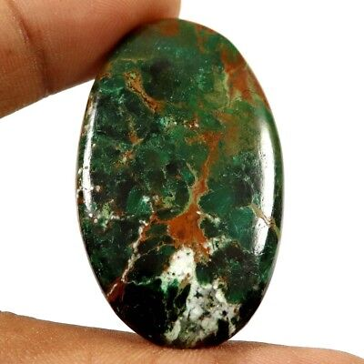 70.95ct 100% Natural Designer Chrysocolla Untreated Cabochon Oval Loose Gemstone