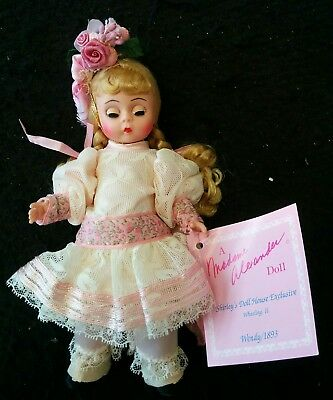 Madame alexander doll PIN ONLY Wendy 1893  Shirley/'s Dollhouse exclusive