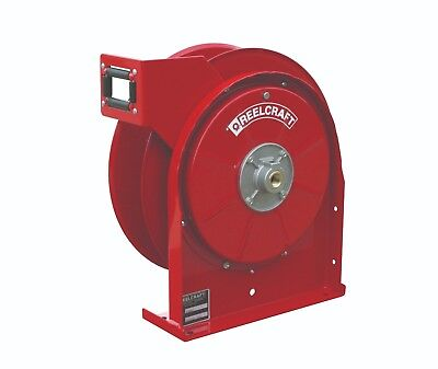 "REELCRAFT 5600-OLB 3/8"" x 35ft. 300 psi Chemical Delivery Hose Reel - no Hose"