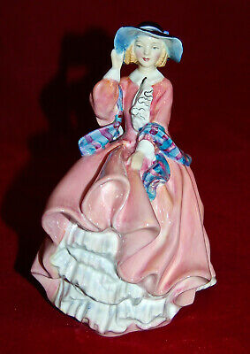 """ROYAL DOULTON  """"TOP OF THE HILL"""" HN1849 Magnificent Figurine! Reg.325$"""