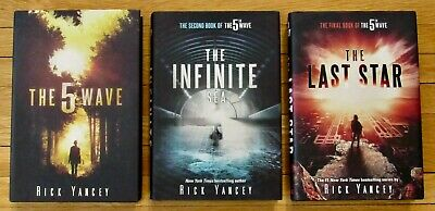 FIFTH WAVE SERIES Collection Set Books 1-3 Paperback Rick