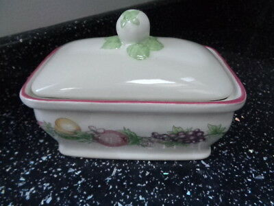 Boots Orchard Lidded Butter Dish