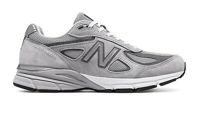 a350499887a98 NIB New Balance MENS M990GL4 990 GREY W/ Castlerock MADE IN USA RUNNING  SNEAKERS