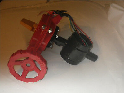 Reliable 3 in Control Butterfly Valve REL BFG-300