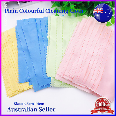 High-Quality Microfiber Cleaning Cloth for Multi-Screens Camera Lens Glasses