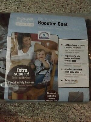 popular gear baby go anywhere booster seat