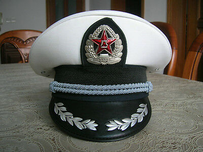 07's series China PLA Navy Reserve Forces Officer CAP,Hat