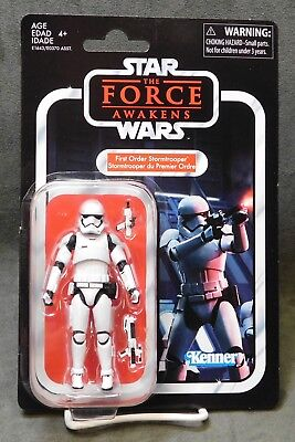Star Wars Vintage Collection First Order Stormtrooper VC118