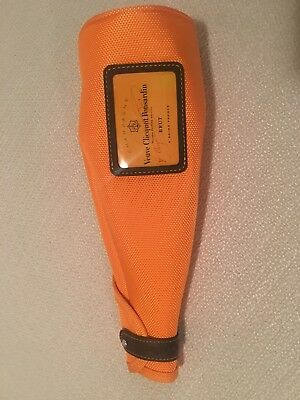 Veuve Clicquot Brut Champagne Cooler Bottle Sleeve Insulator