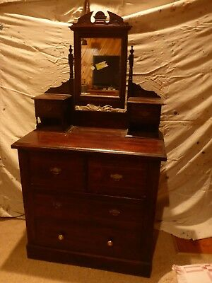 1900's antique dressing table