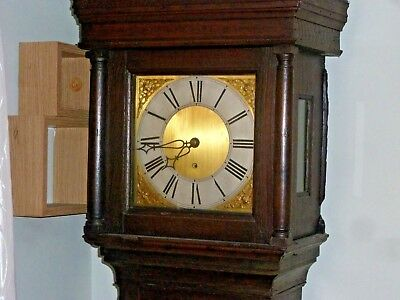8 Day Grandfather Clock