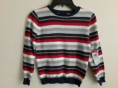 Boys sweater long sleeves Basic Edition new with tags colors blue, red, gray