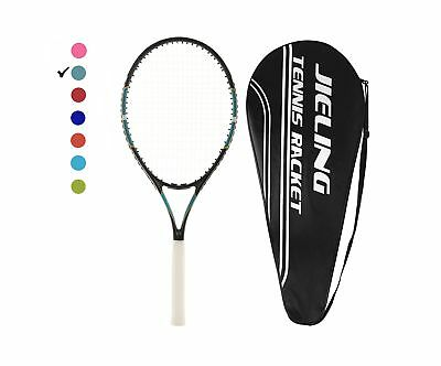 Jieling Badminton Racket Set for Kids Gifts Small Tennis Rackets Toy Birdie S...