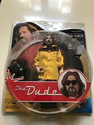 The Big Lebowski der Dude Urban Achiever Serie 1 Actionfigur Bif Bang Pow