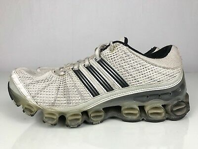 800518c6e8556 Adidas Bounce Running Cross Training Athletic Sneakers White Black Mens  Size 7.5