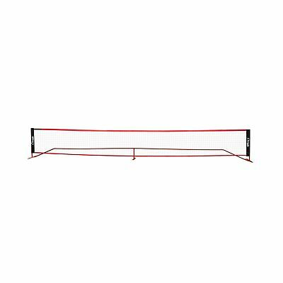 Champion Sports Portable Volleyball Net: Outdoor Beach Volleyball Badminton &...