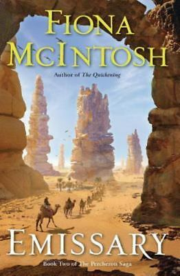 Emissary: Book Two of The Percheron Saga by McIntosh, Fiona