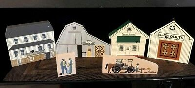 Cats Meow Ohio Amish Series Retired
