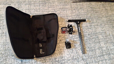 Shibuya Ultima Carbon Compound Visier + Specialty Super Scope LH