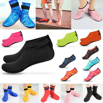 LEUCOTHE 3MM Neoprene Diving Scuba Surfing Swim Socks Water Sports Snorkel Boots