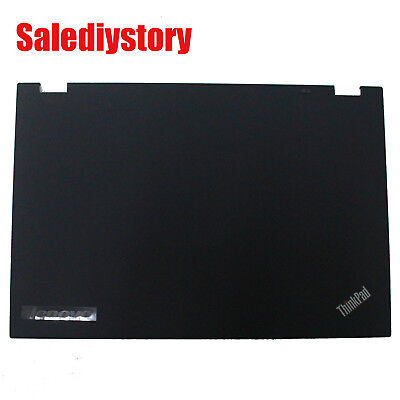 New LCD Rear Back Cover Lid W//Hinge for Lenovo Thinkpad T430 T430i 04W6861