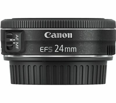 CANON EF-S 24 mm f/2.8 STM Pancake Lens - Currys